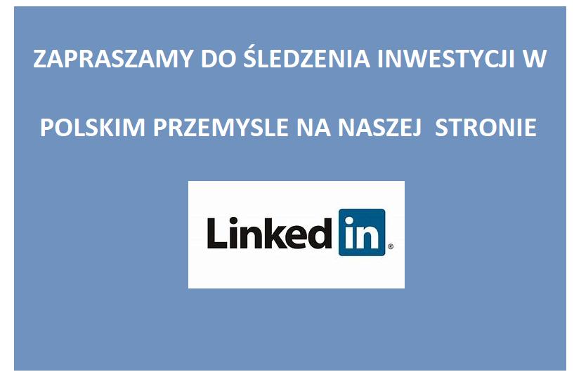Inwestycje w polskim przemyśle