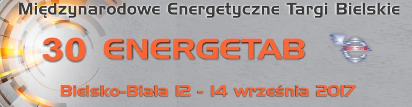GRC na targach ENERGETAB 12-14.09. 2017 w Bielsku  pawilon U, stoisko 19