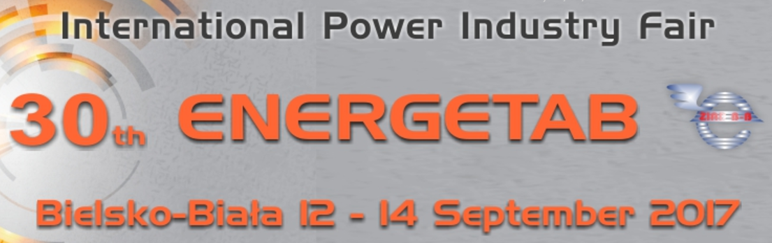 GRC on 30th Bielsko–Biała International Power Industry Fair  ENERGETAB 2017-  pavillon U, place 19