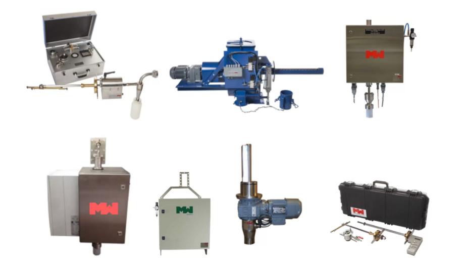 Większy wybór urządzeń do automatycznego pobierania próbek reprezentatywnych M&W