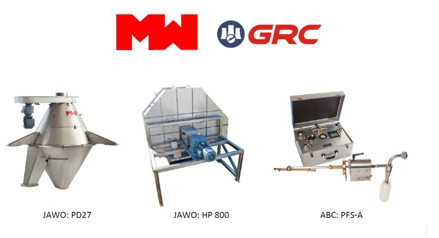 Już niedługo w POWERandBULK kolejny artykuł GRC o urządzeniach próbkujących Mark&Wedell (MW)
